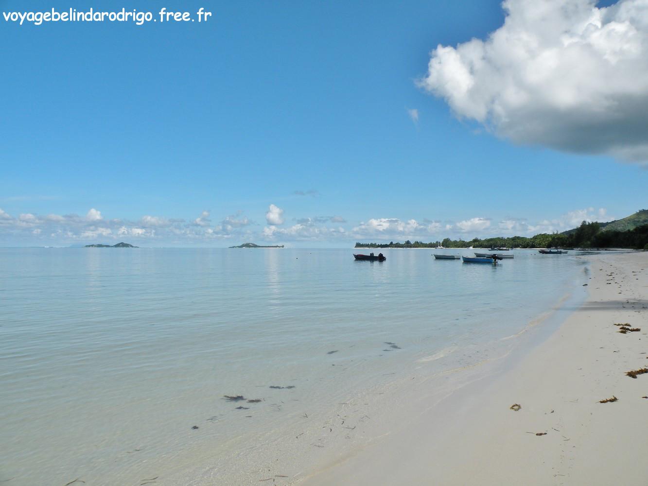 Grand Anse - Praslin