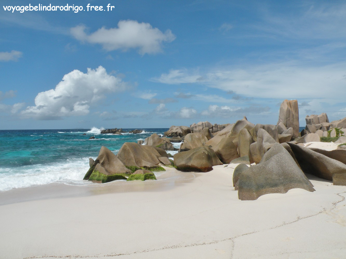 Grand l'Anse - La Digue