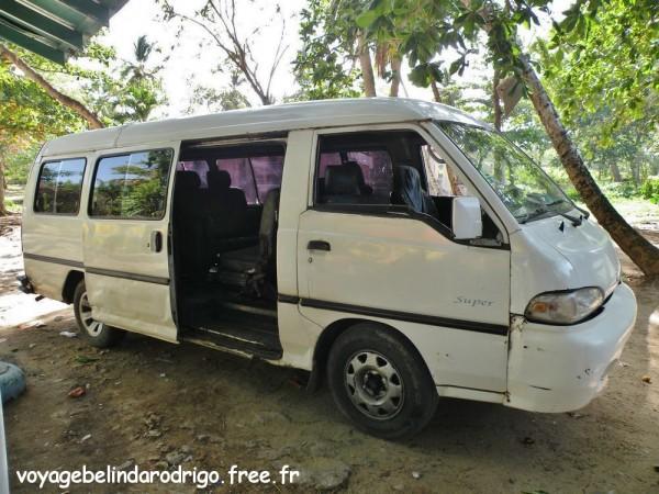Guagua - Minibus