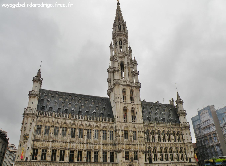 Hôtel de Ville - Grand-Place - Bruxelles