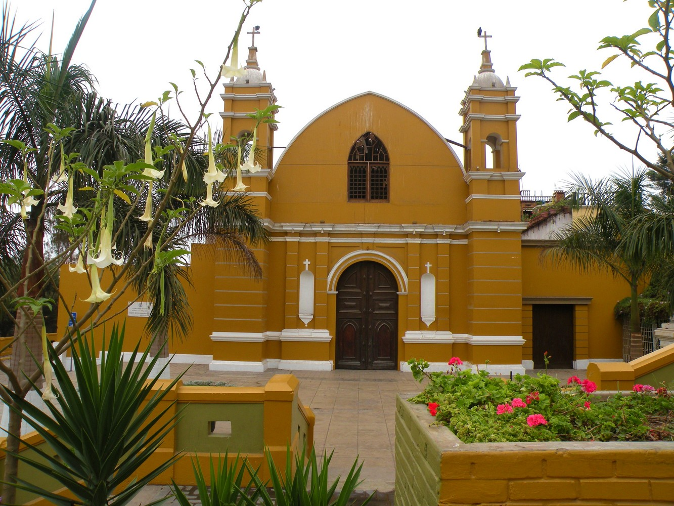 Iglesia La Ermita - Barranco