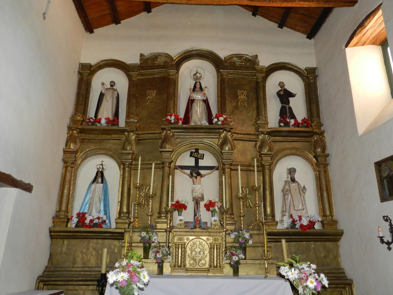 Iglesia San Pedro de Nolasco - Molino