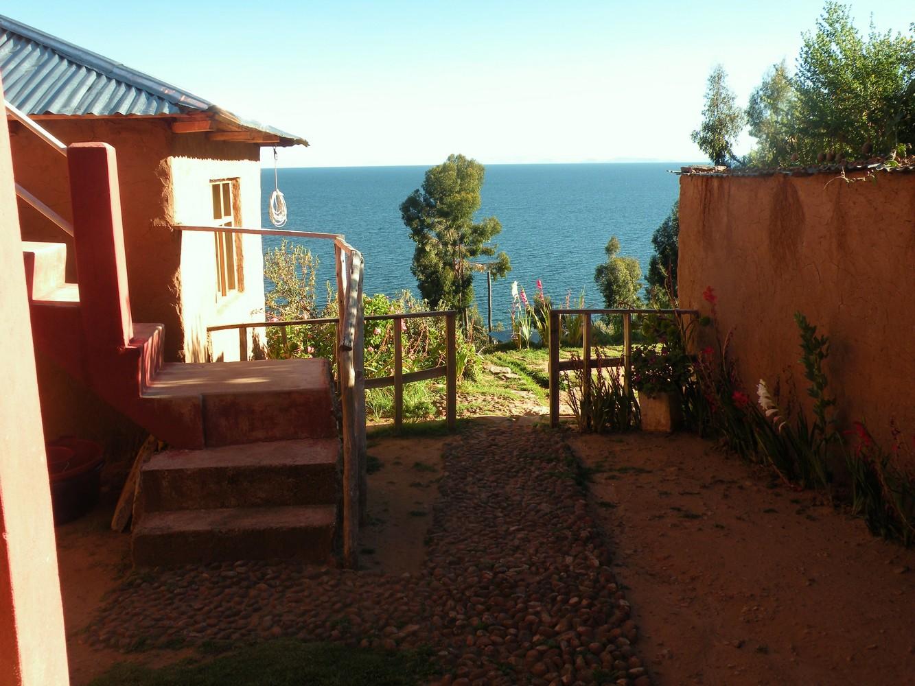 Isla Amantani - Chez Irma