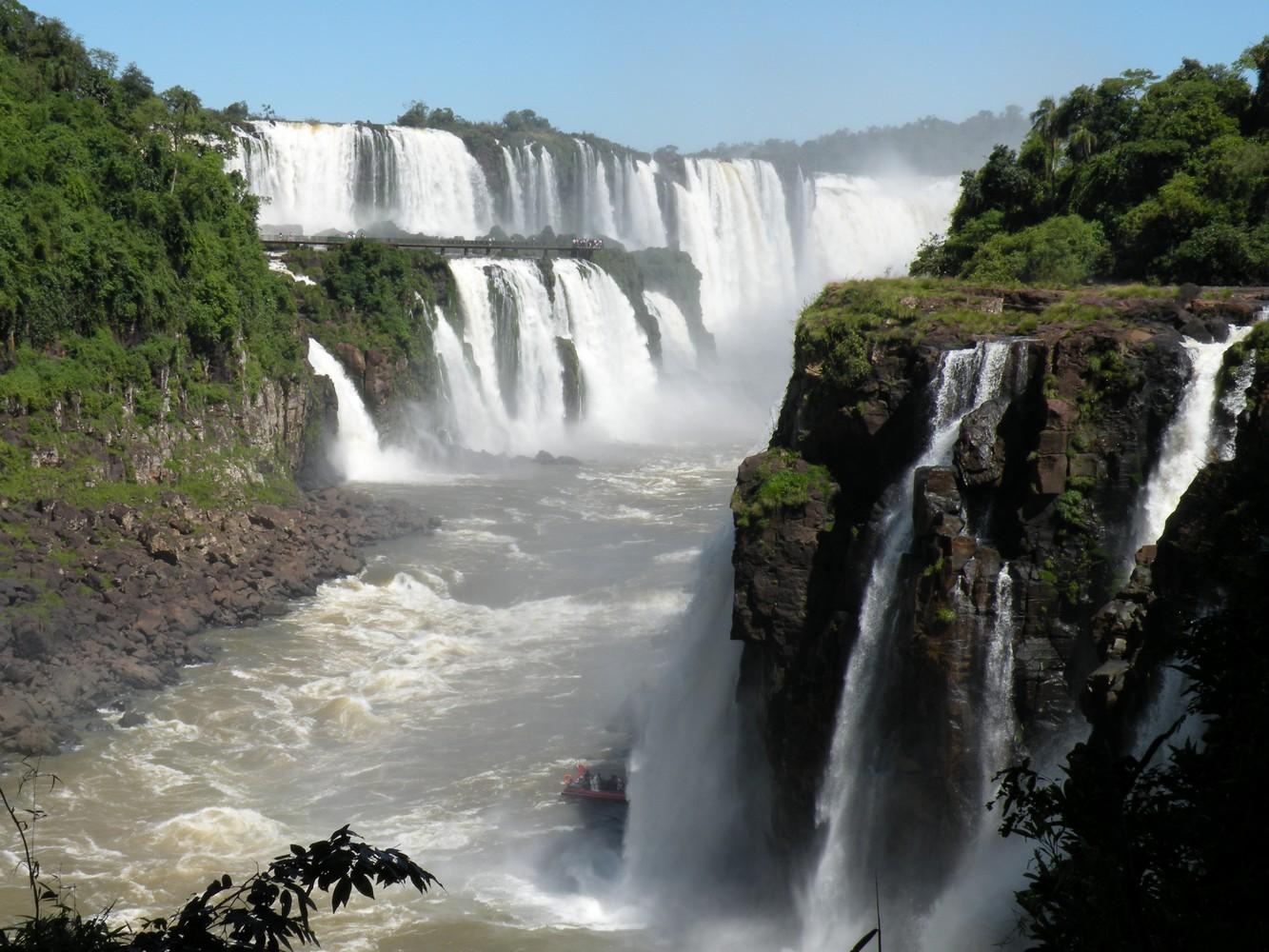 Isla San Martin - Parque Nacional Iguazú