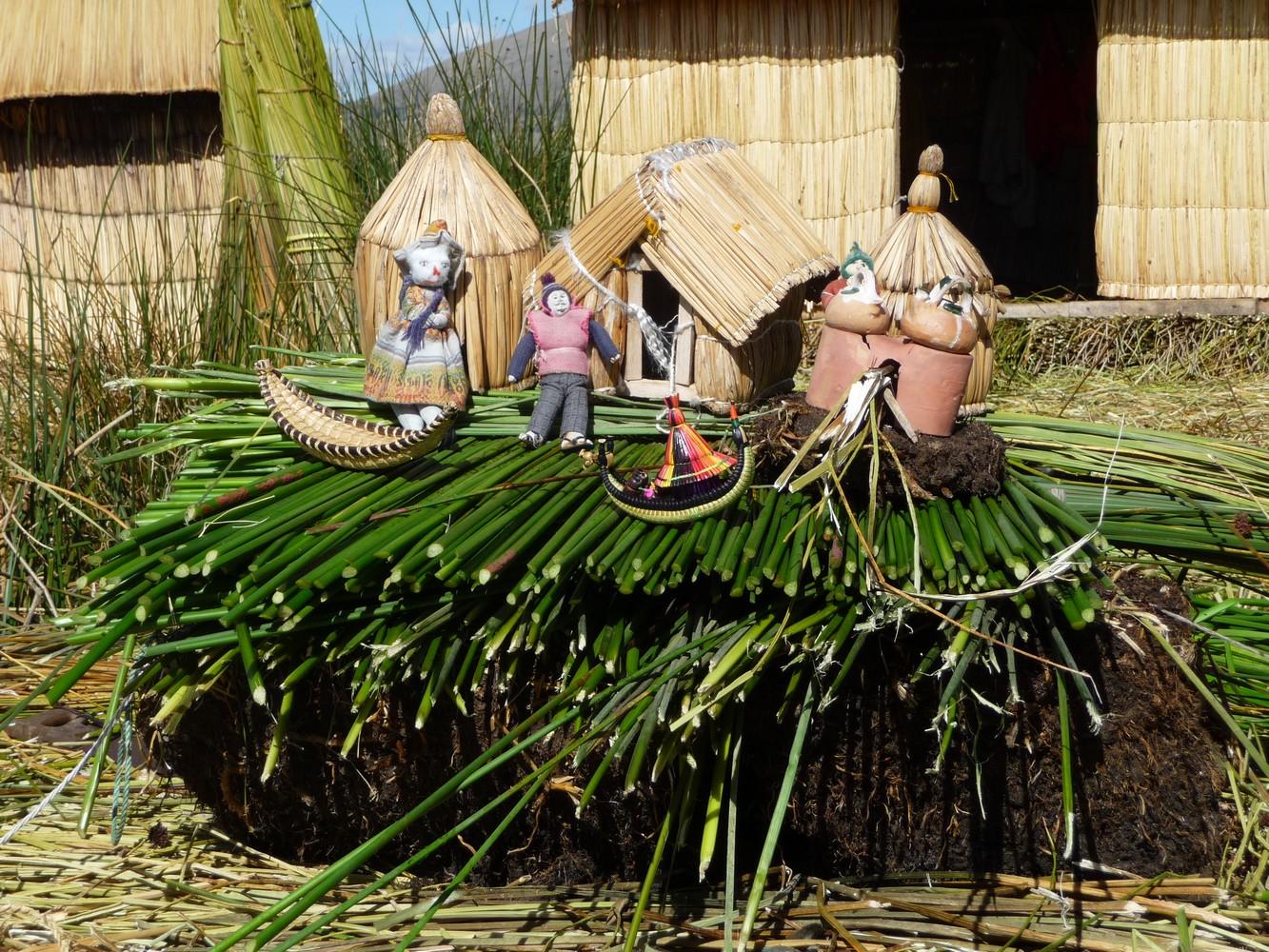 Islas Uros - Isla Tata Inti Corazon