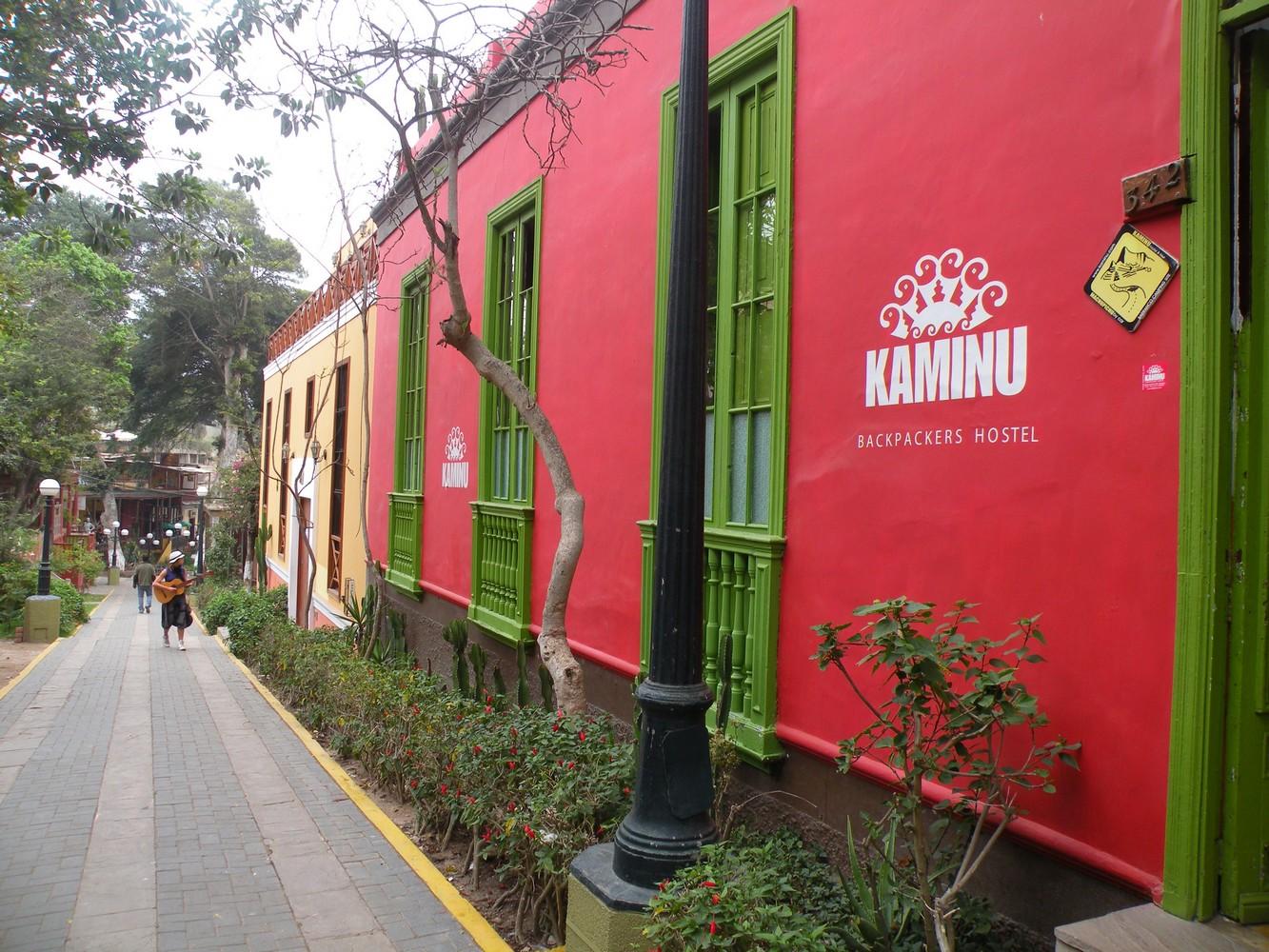 Kaminu Hostel - Lima