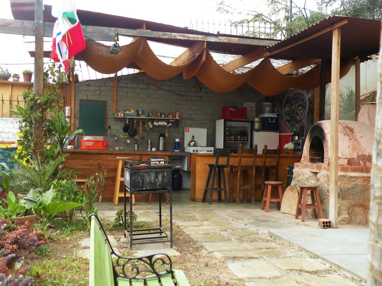 Cuisine - Kaminu Hostel - Lima