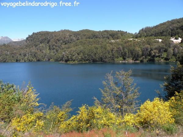 Lago Correntoso – Route des Sept Lacs