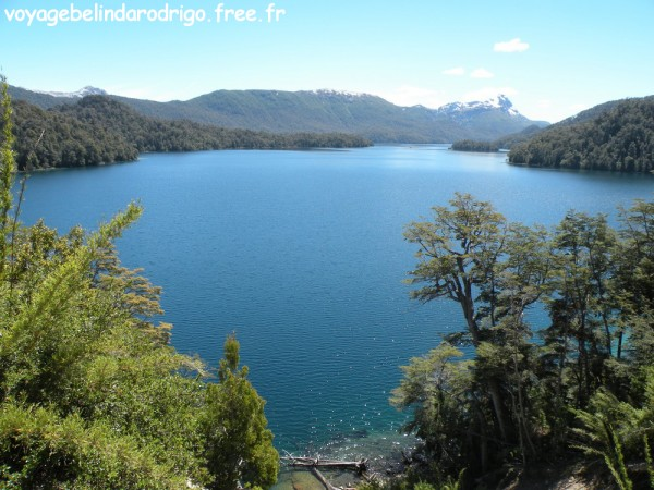 Lago Espejo Grande – Route des Sept Lacs