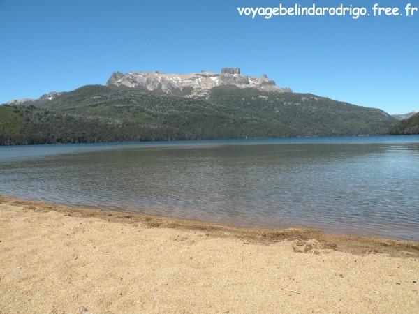 Lago Falkner – Route des Sept Lacs