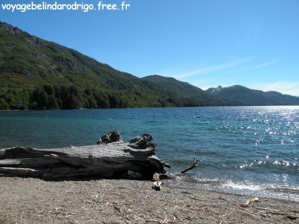 Lago Hermoso – Route des Sept Lacs