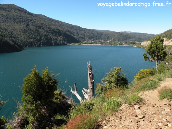 Lago Lacar - San Martin de los Andes – Route des Sept Lacs