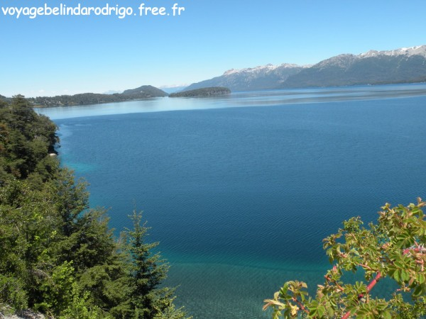 Lago Nahuel Huapi – Route des Sept Lacs