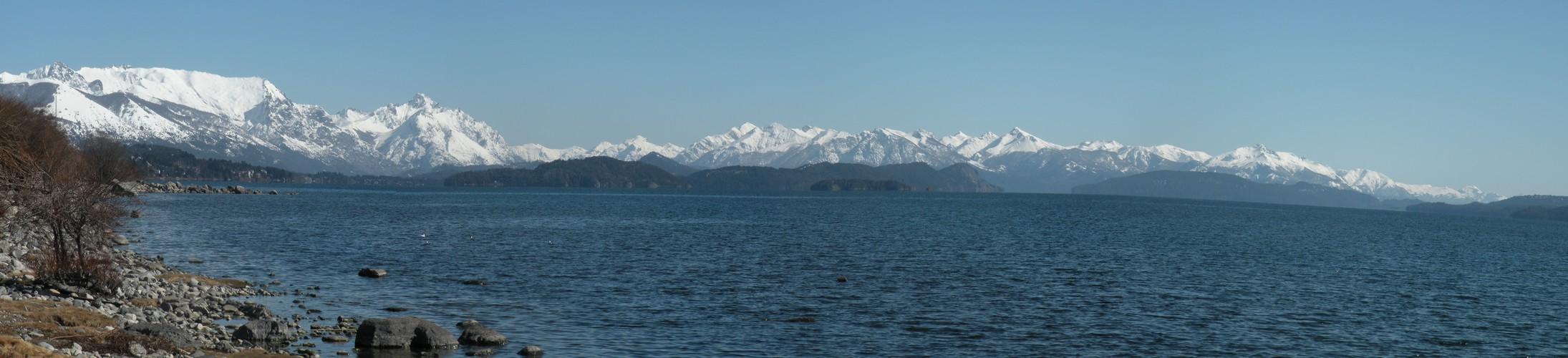 Lago Nahuel Huapi - Bariloche