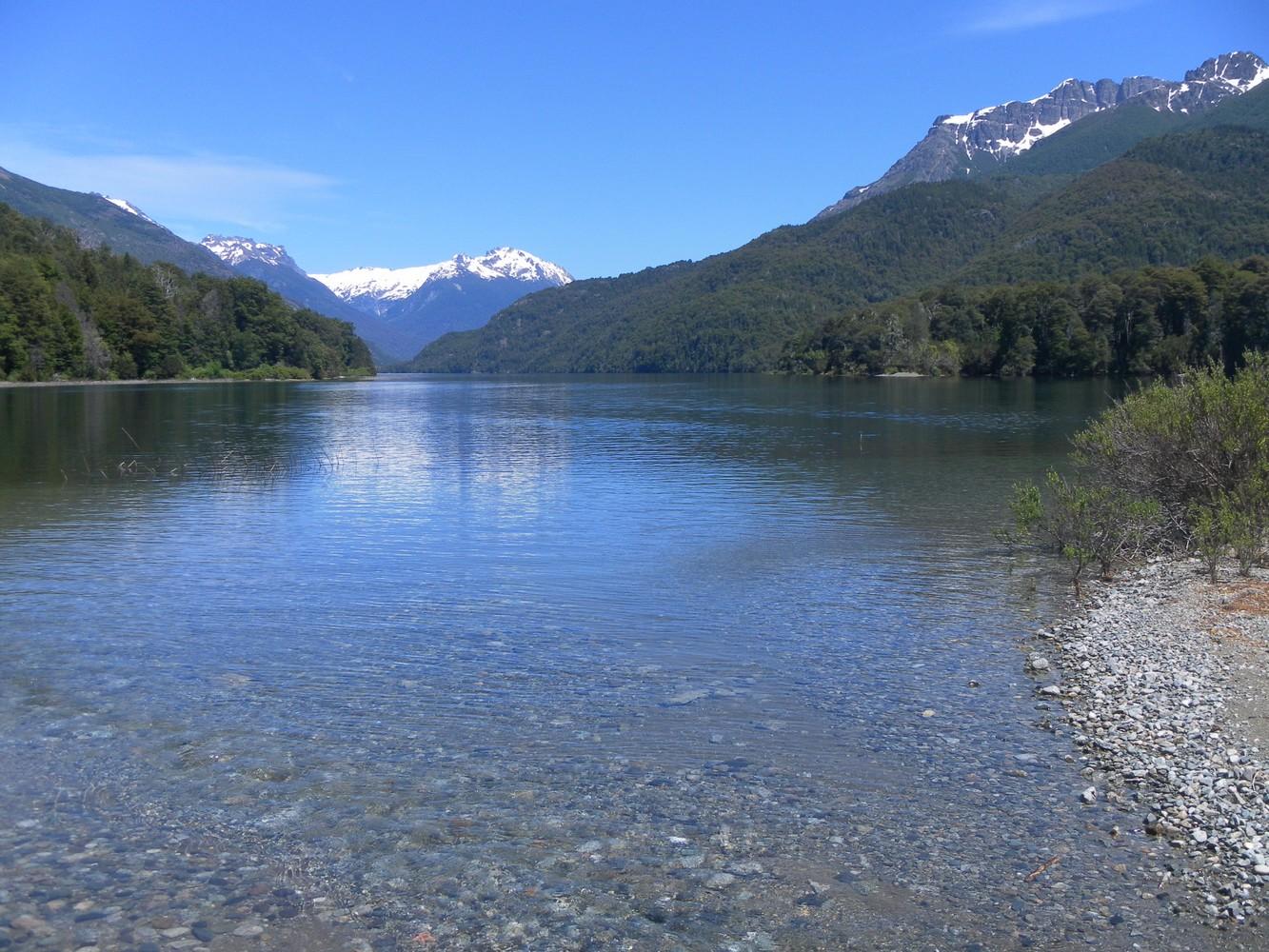 Lago Steffen - Rafting - Bariloche