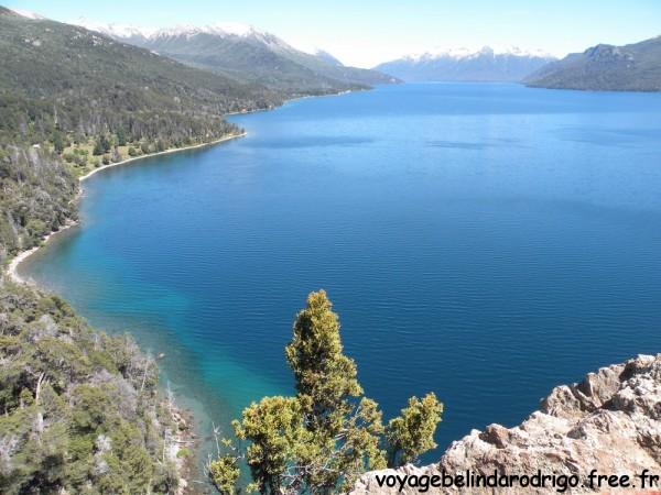 Lago Traful – Route des Sept Lacs