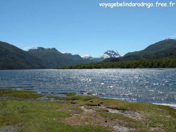 Lago Villarino – Route des Sept Lacs