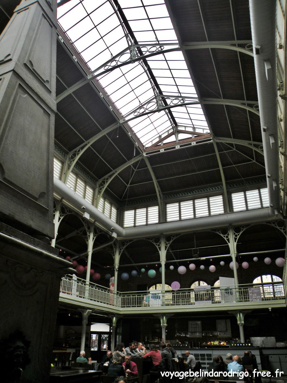 Les Halles - Bruxelles