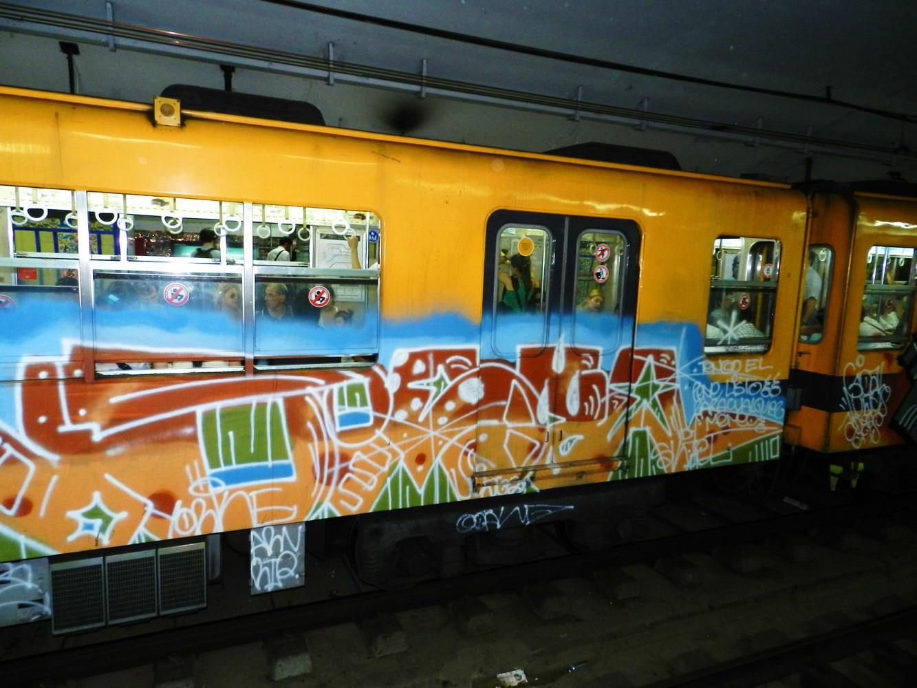 Métro San Telmo - Palermo