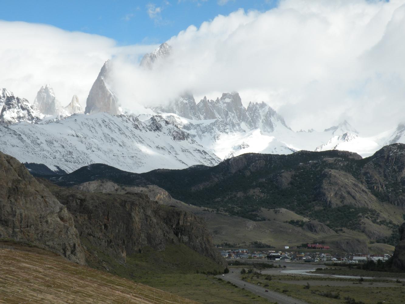 Mont Fitz Roy - El Chaltén