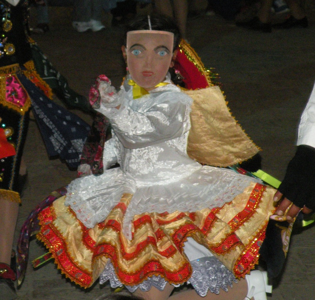 Ollantaytambo - Fiesta