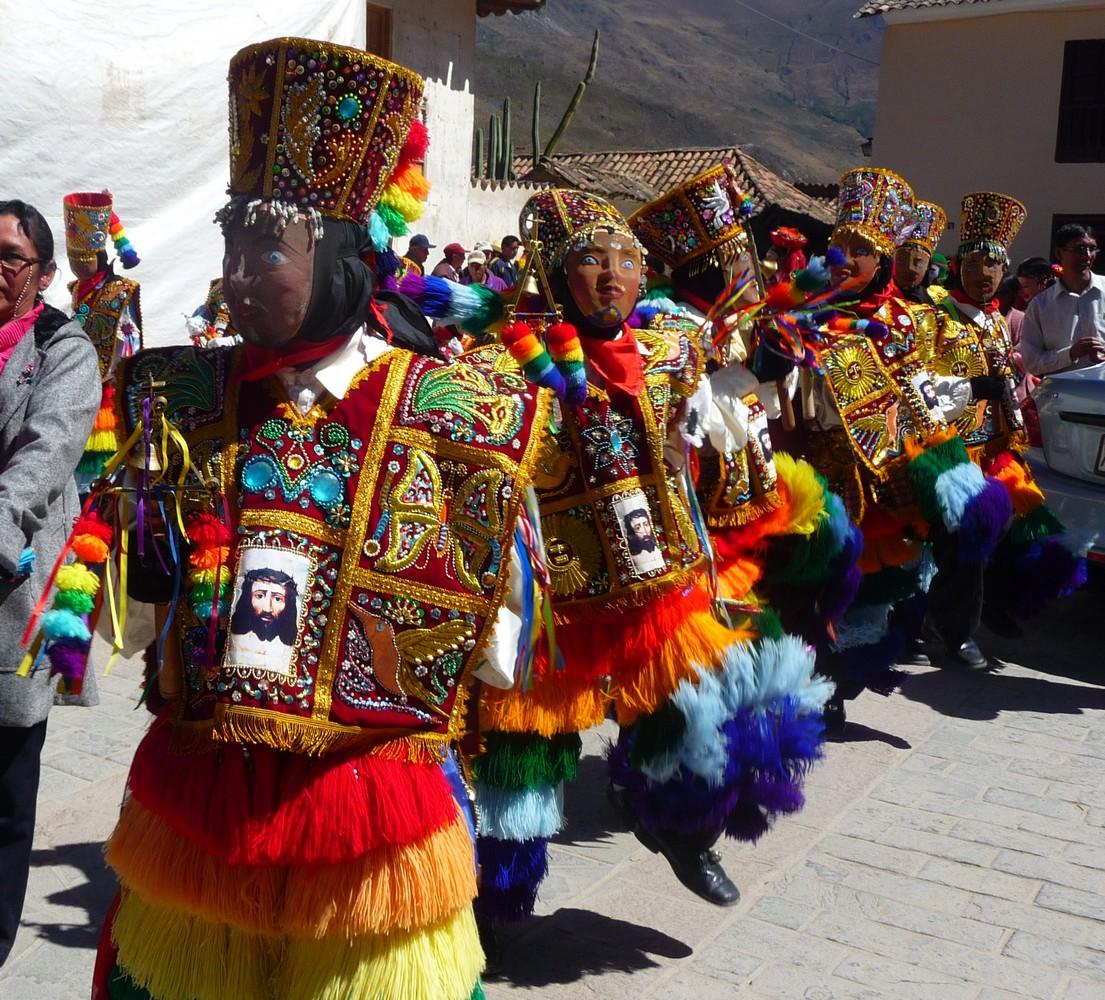 Ollantaytambo - Fiesta Señor de Choquekillka