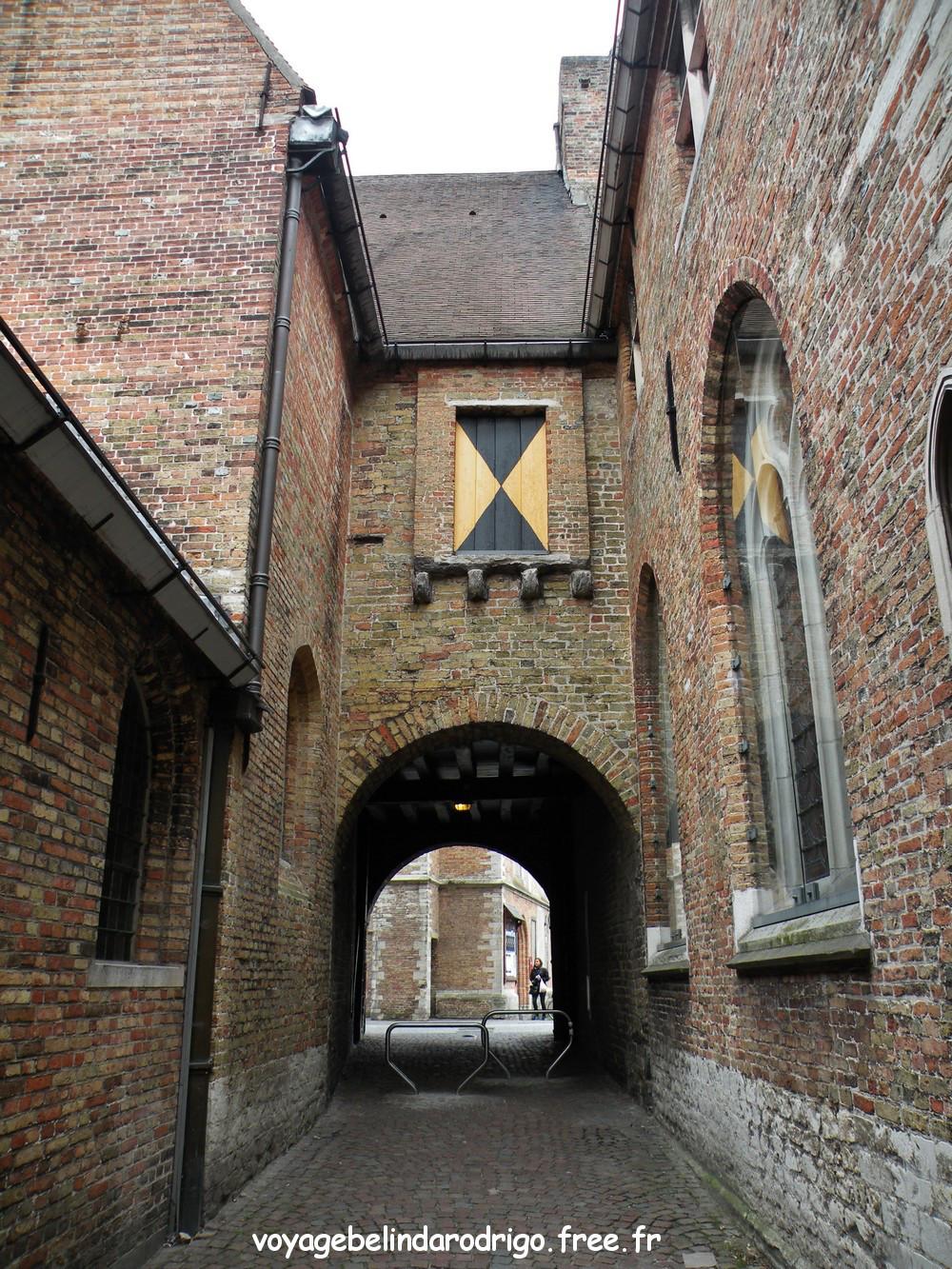 Oud Sint-Jan - Bruges