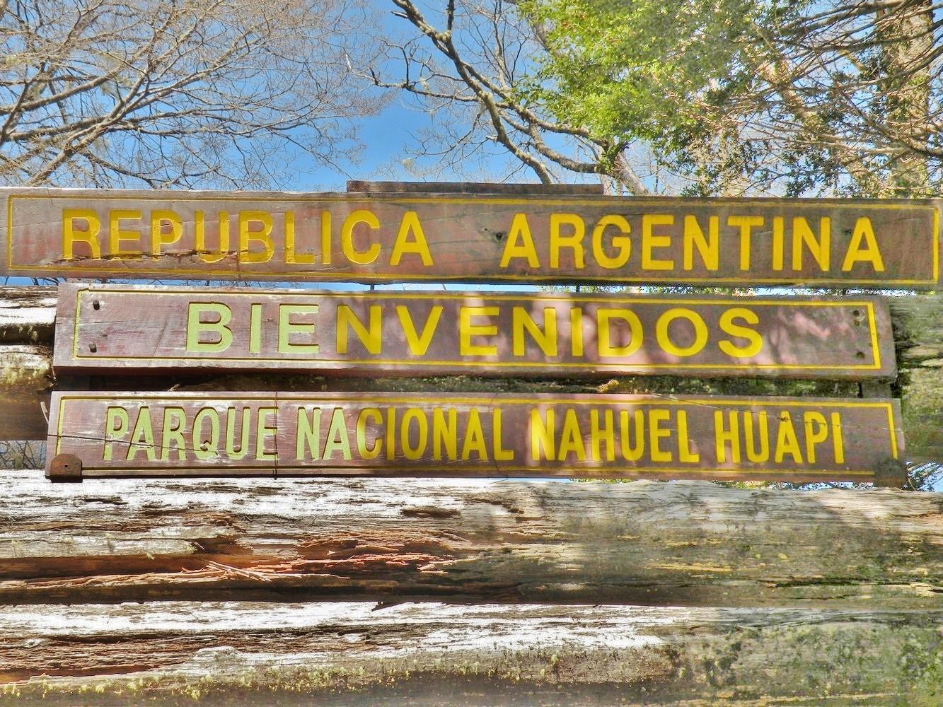 Parc Nahuel Huapi - Argentina