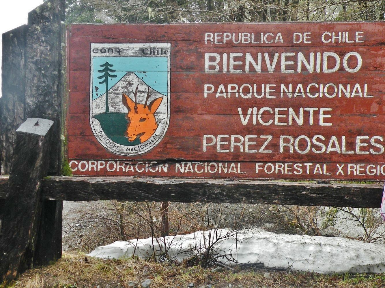 Parc Vicente Perez Rosales - Chile