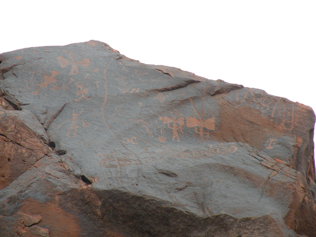 Petroglifos - Talampaya