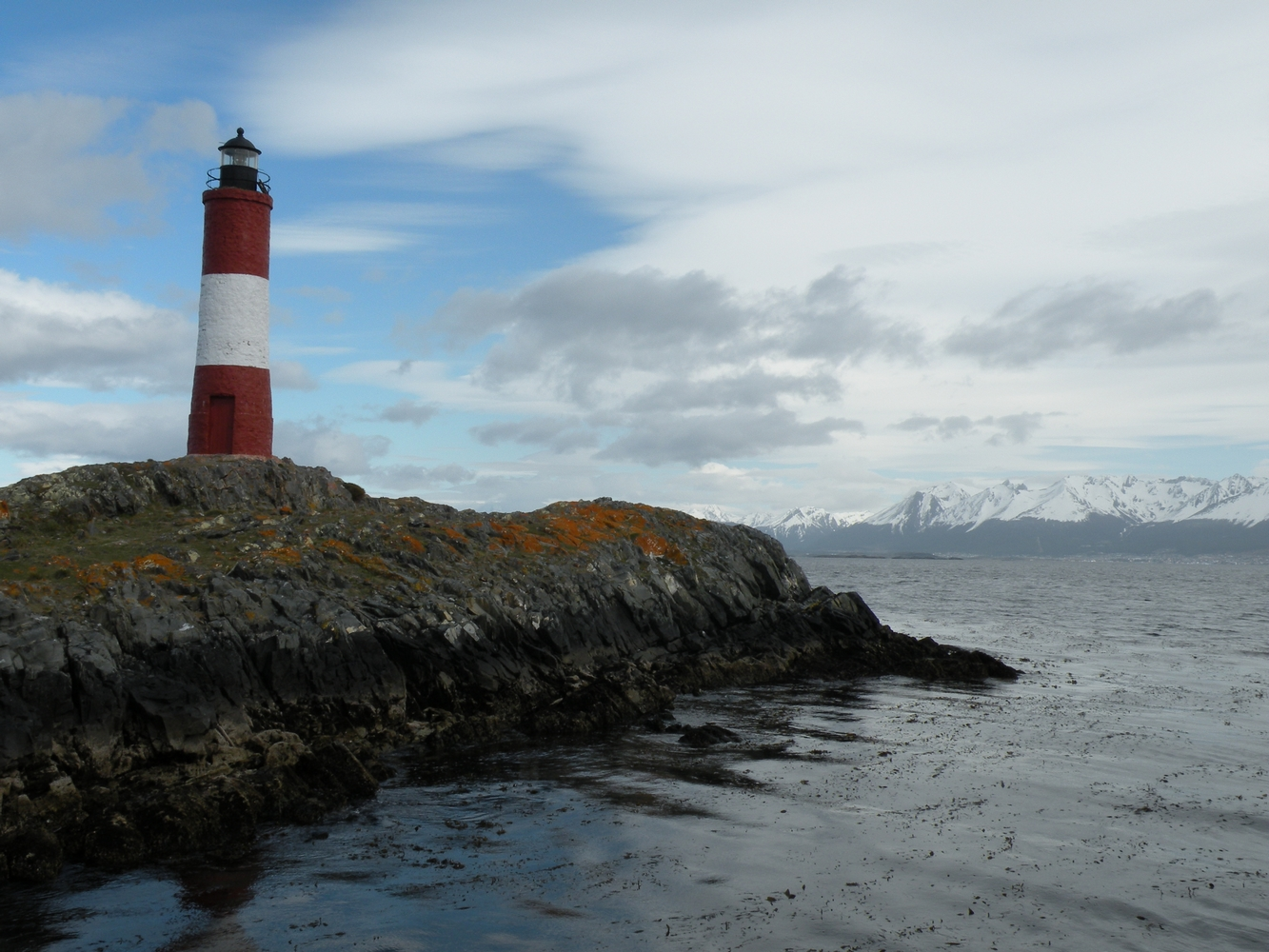 Phare les Eclaireurs - Canal Beagle
