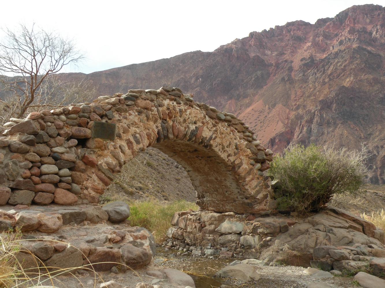 Picheuta - Route des Andes - Mendoza