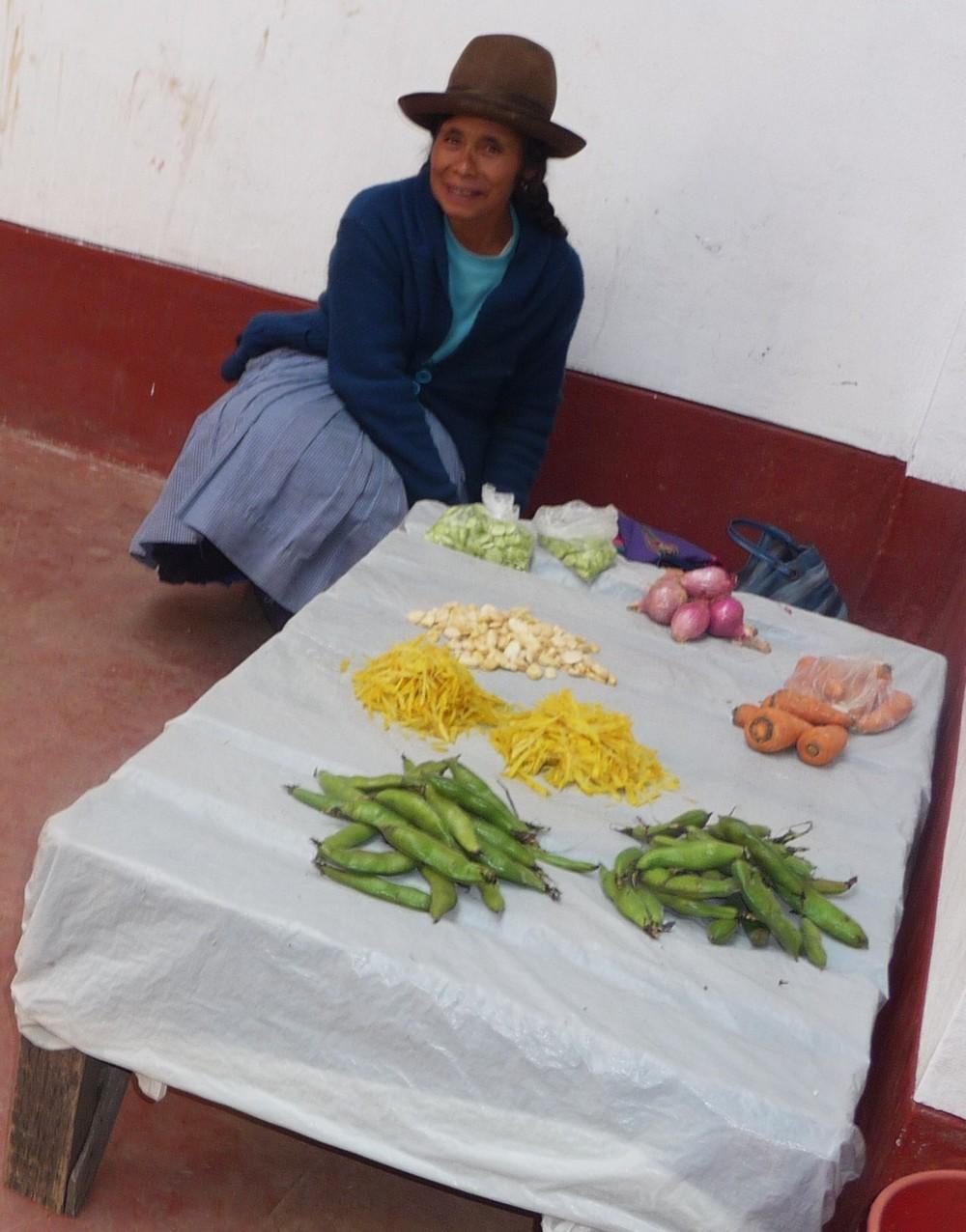 Pisaq - Mercado