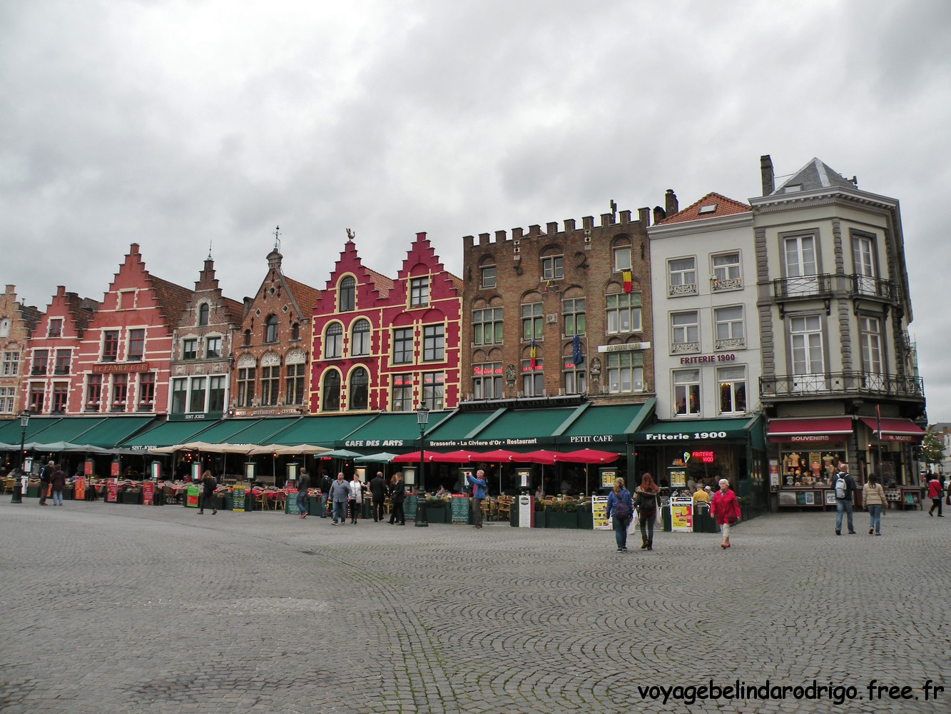 Place du Markt - Bruges