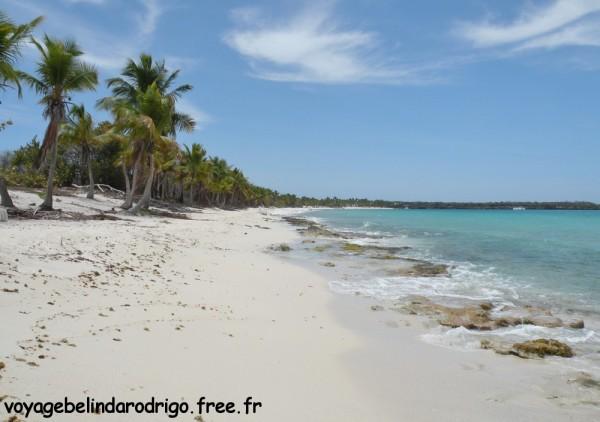 Plage Isla Catalina - Bayahibe