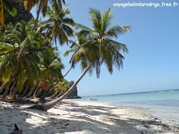 Playa Fronton - Las Galeras