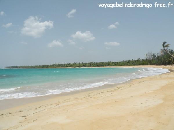 Playa Punta Popy - Las Terrenas