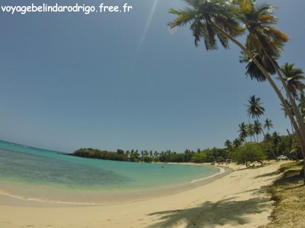 Playa Rincon - Las Galeras