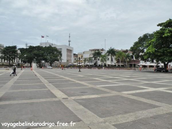 Plaza de España - Santo Domingo