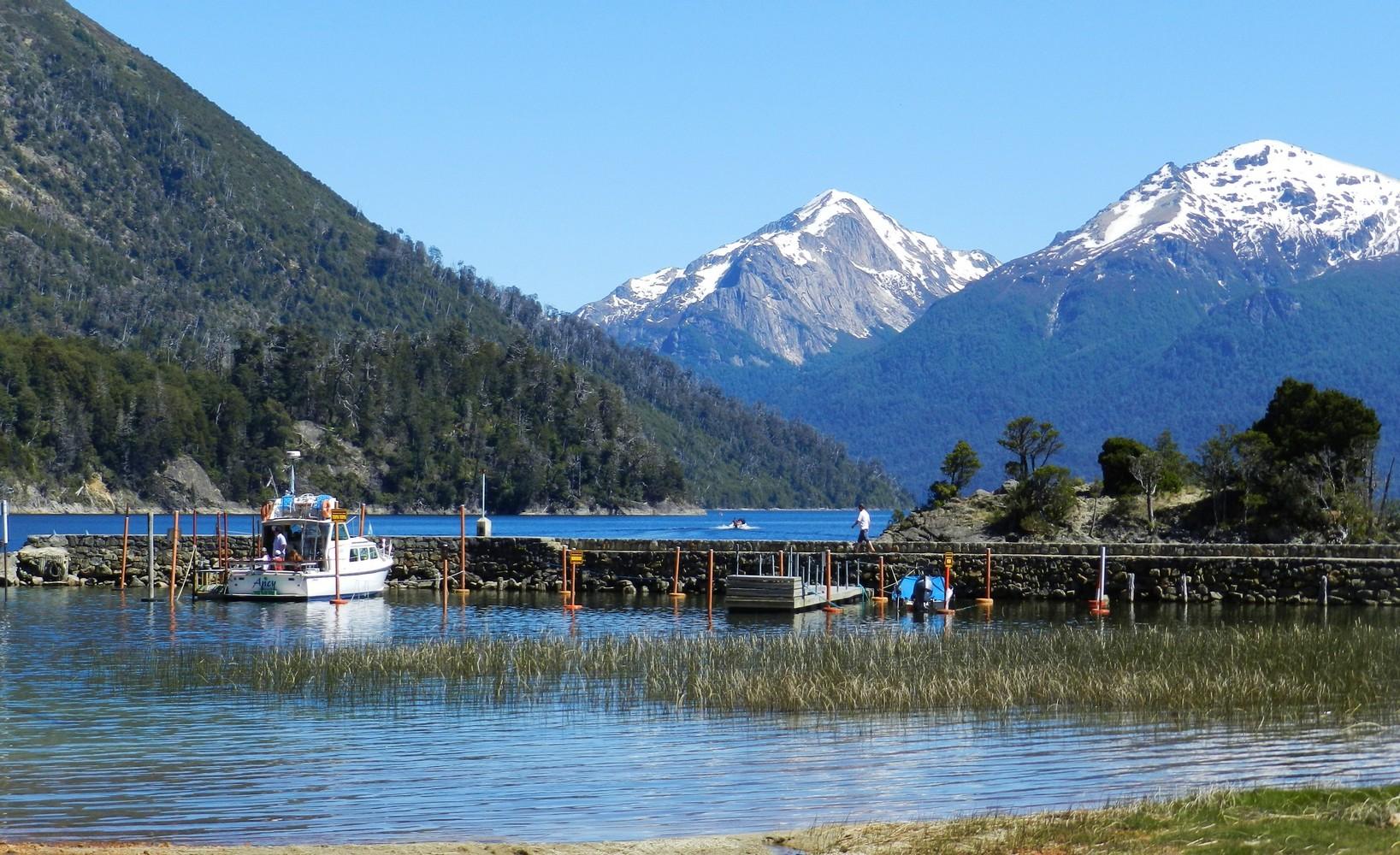 Port - Lac Nahuel Huapi