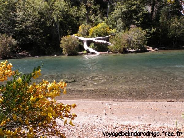 Puente La Angostura - Lago Moreno