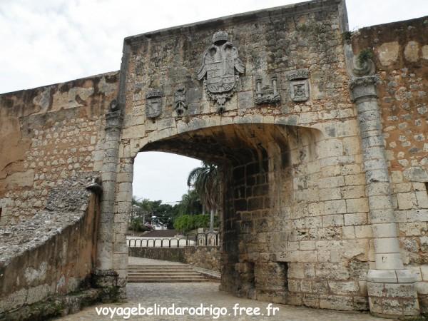 Puerta del mar - Santo Domingo