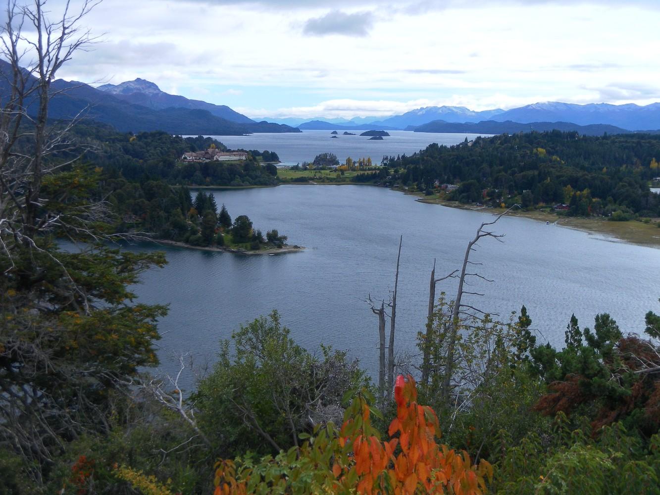 Punto Panoramico - Circuito Chico - Bariloche