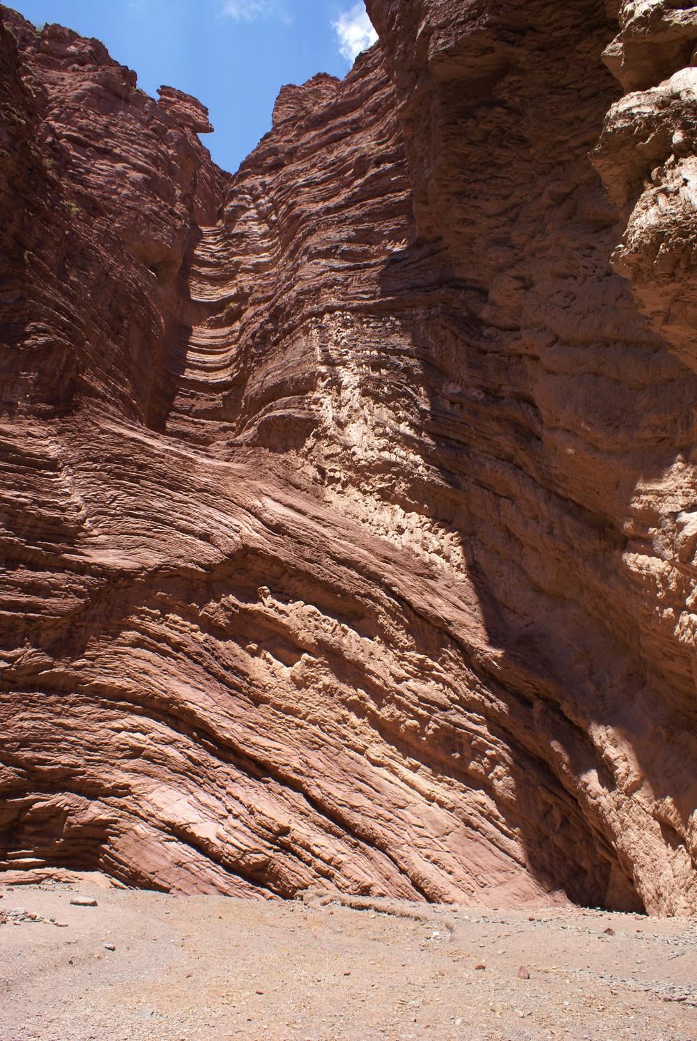 Quebrada de las Conchas - Anfiteatro