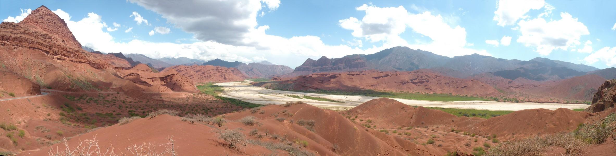 Quebrada de las Conchas - RN 68