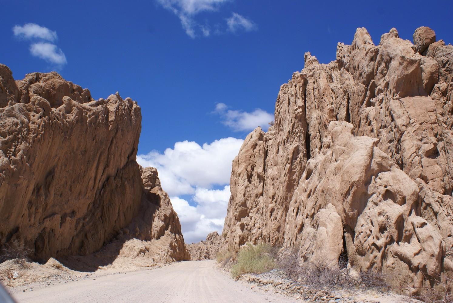 Quebrada de las Flechas - RN40
