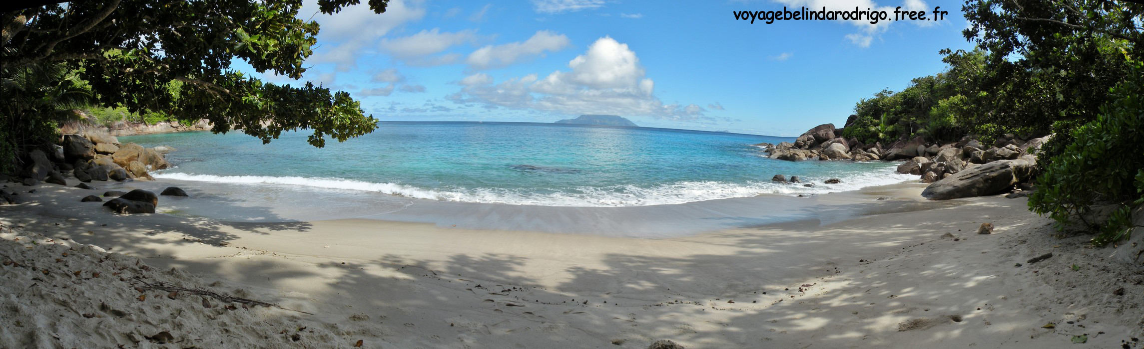 Randonnée Anse Major - Mahé