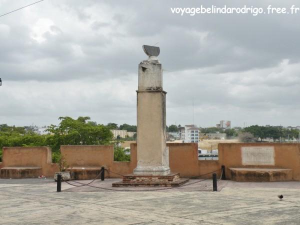 Reloj de sol - Santo Domingo