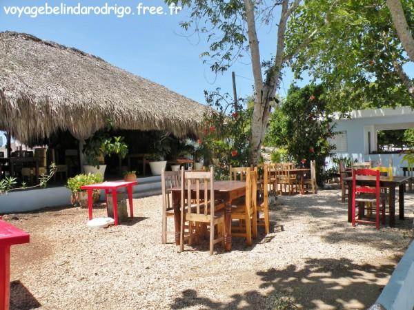 Restaurant Bamboo Beach - Bayahibe