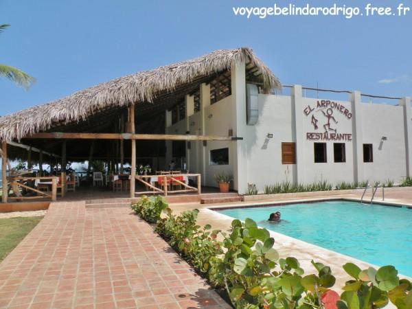 Restaurant El Arponero - Boca de Yuma